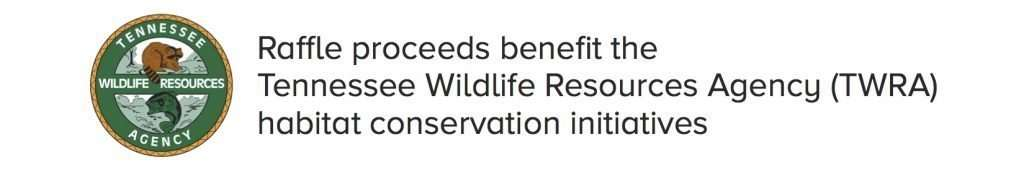 Tennessee Conservation Raffle Proceeds